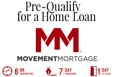 Movement Mortgage Pre-Qualify