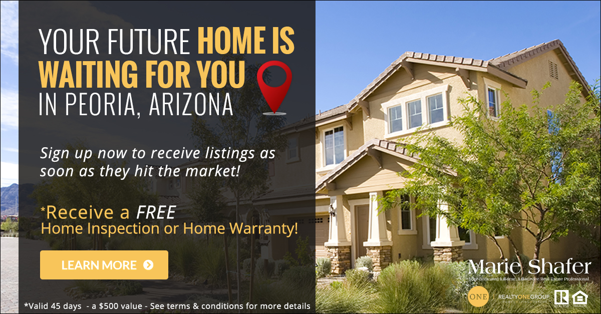 buy a hom in peoria az