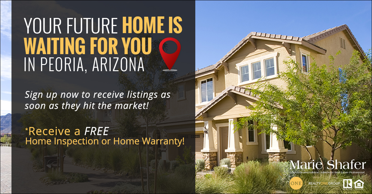 buy a home in peoria az buzz