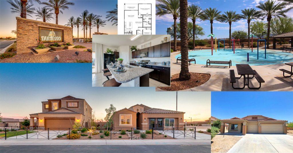Homes for sale by Marie Shafer Buckeye AZ